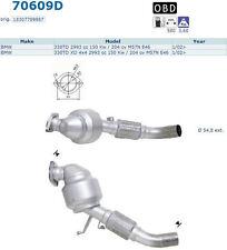Pot catalytique Bmw 330TD 2993cc 150Kw/204cv M57N E46 1/02>, Magnaflow