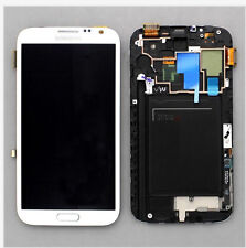 Us Front Housing Lcd Touch Screen Digitizer for Samsung Galaxy Note 2 i317 T889