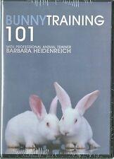 Bunny training 101 - Rabbit Training DVD - Barbara Heidenreich - Good Bird Inc