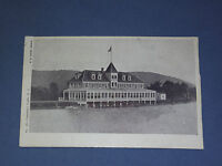 VINTAGE EARLY 1900S CRANBERRY LAKE NEW JERSEY  G LACEY PHOTO  POSTCARD