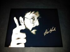 """Bill Hicks PP Signed 10""""x8"""" Photo Repro Comedy Stand up Goat Boy"""