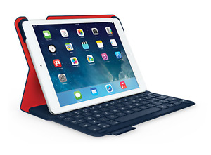 Logitech Ultrathin Keyboard Folio for iPad Air - Red