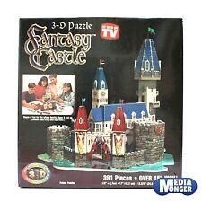 TriStar 3-D Puzzle Fantasy Castello™ 391 Pezzi ca. 43 cm x 35 cm x 35 cm RARO