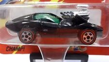 Johnny Lightning The Challengers Vicious Vette in Black Series G
