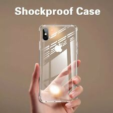 Case for iPhone 8 7 6 11 Plus XR XS MAX ShockProof Hard TPU Silicone Phone Cover