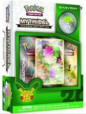 Shaymin Mythical Collection Booster Box Pokemon Generations Packs 20 Anniversary