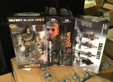 """McFarlane Toys Activision Call of Duty Bl Ops Iii Frank Woods 7"""" Action figure"""