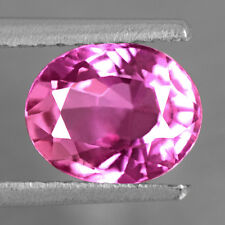1.51 Cts Natural IGI Certified Unheated Pink Sapphire Oval Cut Sri Lanka Offer