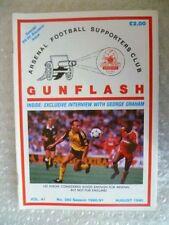 Arsenal F Football Fanzines, Journals & Magazines