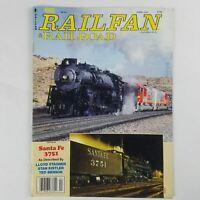 Vintage Magazine: RailFan & Railroad April 1992