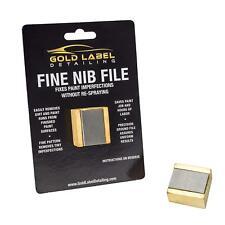 Fine Nib File Tool Denibbing File Fix Paint Runs, Nibs, Debris Imperfections