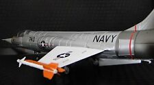 Aircraft Airplane Military Model Diecast Armor WW2 Vintage 1 48 Carousel Silver
