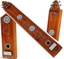 BOX TANPURA~TAMBORA~RAAGINI~TANPURI~SHRUTI~DRONE~GREAT SOUND~4 STRING EHS