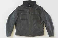 Harley Davidson Men's Generator Black Leather Jacket 3 in 1 Hoodie 97135-13VM XL