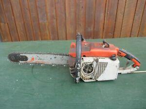 "Vintage STIHL 031AV Chainsaw Chain Saw with 16"" Bar"