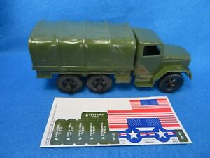 Tim Mee U.S. 2 1/2 Ton M34 Cargo Truck, for Toy Soldiers (54MM)