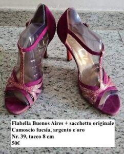 Scarpe Tango Flabella BA