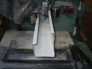 Rollform Gutter Machine