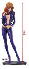 Lupin The Third Groovy Baby Shot Action Figure PVC Fujiko Mine 25 cm Purple