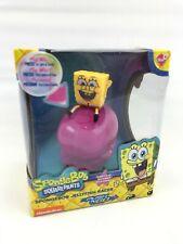 Spongebob Square Pants Jellyfish Racer Pullback N Go Hot Rod Boat Vehicle Boxed