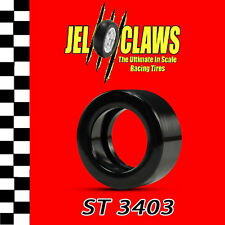 1/24 Scale Jel Claws Tire Fits Carrera '34 Ford Hot Rod