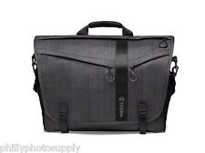 Tenba Messenger DNA 15 BAG GRAPHITE Camera Bag > Quick Access to your gear fast!