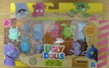 Ugly Dolls Miniature Super Soft & Fuzzy Figurines BRAND NEW 9 Piece