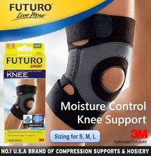 FUTURO™ MOISTURE CONTROL KNEE SUPPORT **Brand New** Small F15