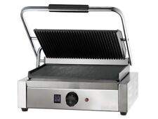 Dualit 96001 Single Panini/Contact Grill (Boxed New)
