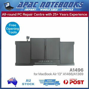 "Genuine A1496 Battery for MacBook Air 13"" A1466 2017 MQD32 Z0UU1"