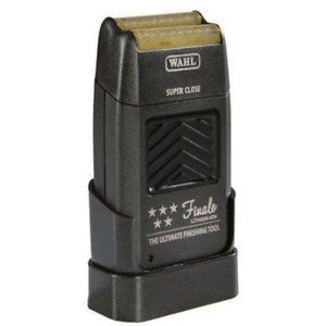 Wahl 5 Star Finale Lithium-Ion Foil Super Close Hair Shaver / Trimmer WA8164-412
