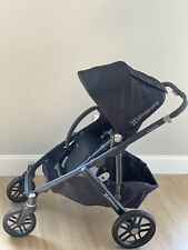 New ListingUppababy Vista Stroller Black / Jake with Accessories