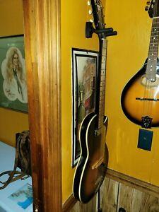 Kay Guitar and Johnson mandolin sunburst color