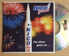 Alter Feuerwerkskatalog NICO CDRom 1996 (ähnl. Silberhütte Weco Feistel Depyfag)