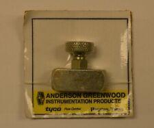 New Anderson Greenwood H5RIC-2 Needle Valve, 1/4