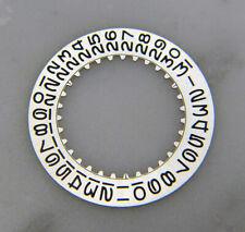 Genuine Rolex Submariner 1680 GMT 1675 Silver Date Disc Wheel 1560 1570 1575