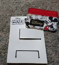 Wallet Mickey Disney Credit Card, license Money, single side holder New