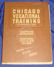 RP1016 Vtg Chicago Vocational Training Corp Diesel Mechanics Training Course