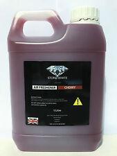CHERRY Fragrance NEW Scent Car Air Fresh Freshener Freshner 1 litre CAR CARE NEW