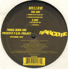 PRINCE QUICK MIX - Mellow - Presents P.Q.M. Project - narcotic - 1997 - Usa