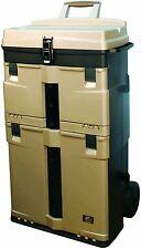 Plano Molding 826 Pro Rolling Work Station Tool Box on Wheels Lockable