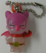 Final Fantasy Fables Chocobo's Dungeon Swing Keychain Moogle Figure Key Ring