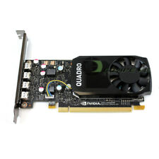 HP nVidia Quadro P620 2GB PCIE x16 4 x Mini DP L11436-001 L21968-001 Video Card