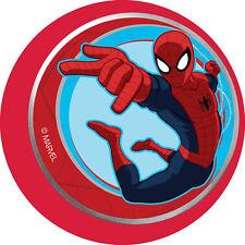 Timbre a Presion Infantil Niño Niña para Manillar de Bicicleta Spiderman 6211