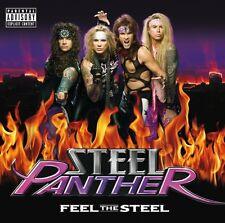 Steel Panther - Feel The Steel  CD Neu & OVP