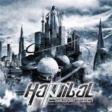HANNIBAL - CYBERIA NEW CD