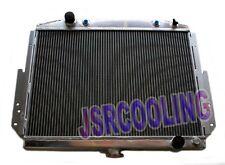 """2 ROW 26""""Core Aluminum Radiator for 70s 80s 318cu 360cu LA V8 5.2L 5.9L AT MT"""