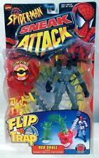 Spider-Man Sneak Attack Flip 'N Trap - The Red Skull by Toy Biz (MOC)