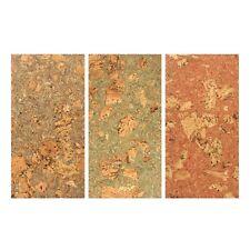 Cork Decorative Wall Tiles Natural Pattern 600x300x3mm