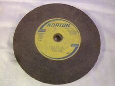 57A16-S4BH 10 x 1 x 7/8 Norton Grinding Wheel 914067 3630 RPM (Qty 1) #63562